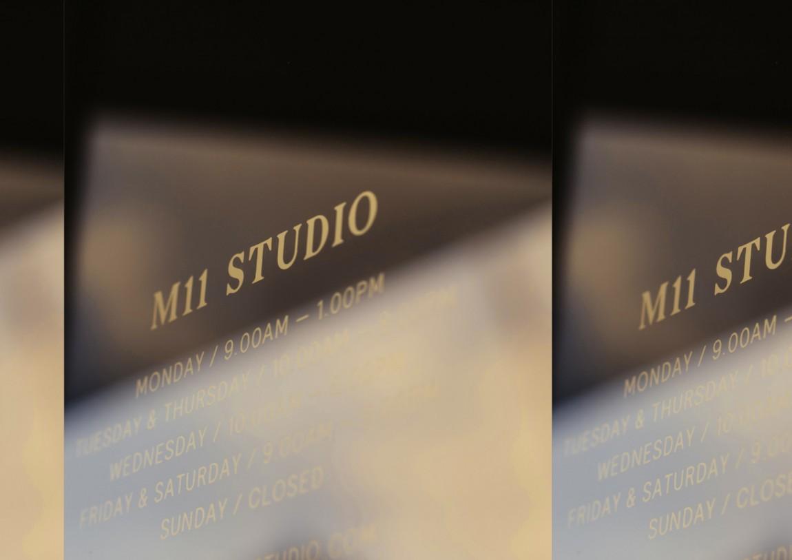 M11高端品牌形象塑造,台卡设计