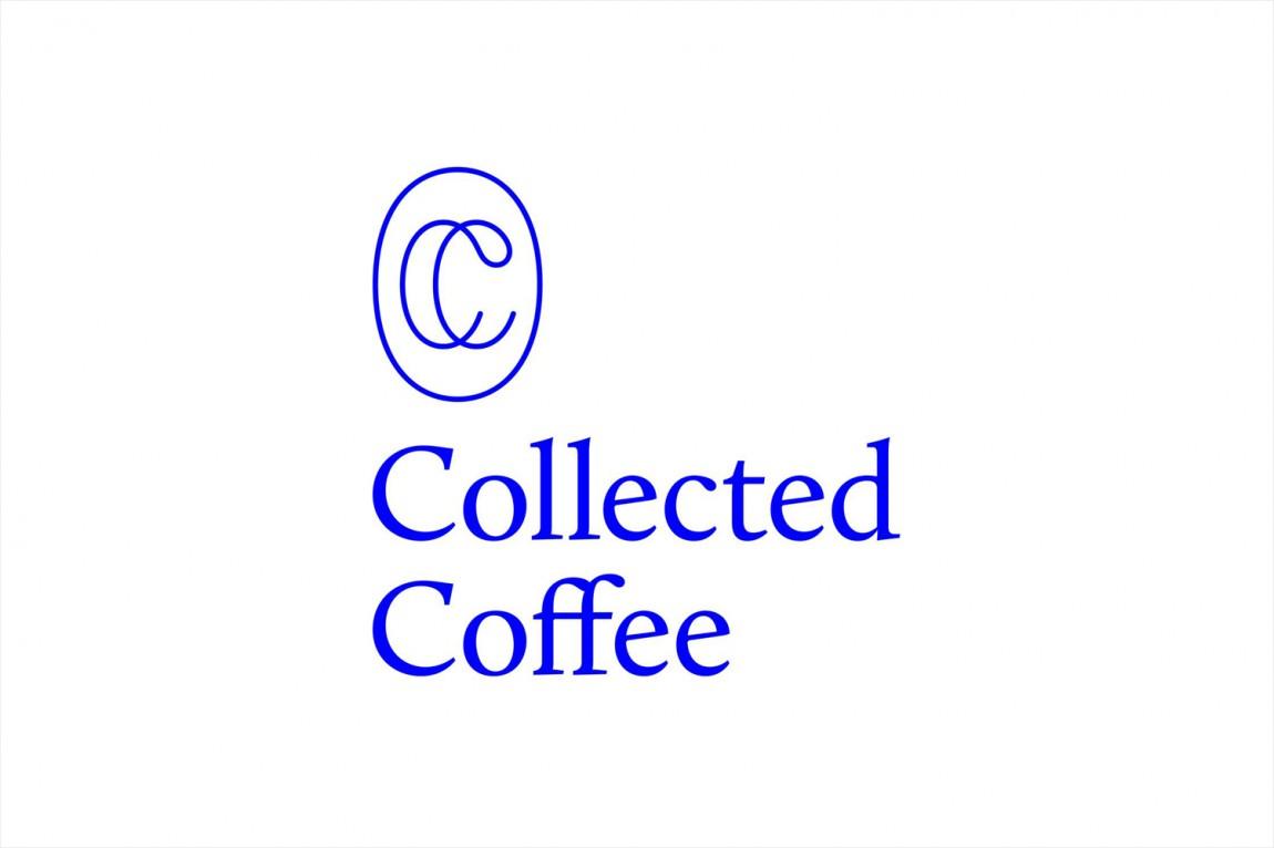 咖啡订购服务公司collect Coffee企业视觉形象设计思路解读。logo设计