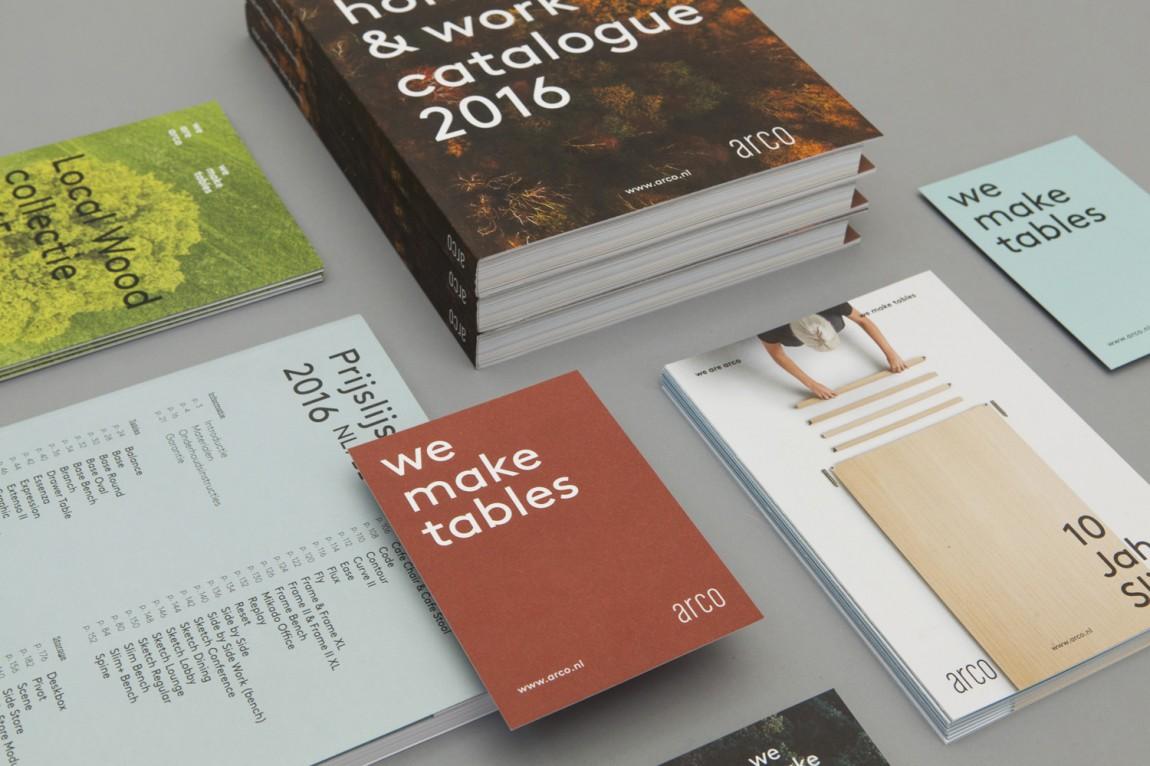 Arco家具设计制造公司VI企业形象设计,VIS设计