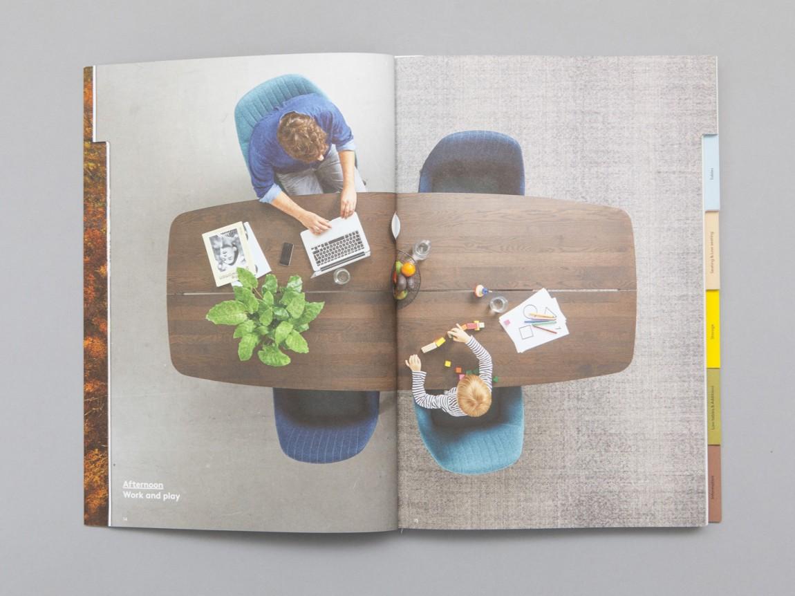 Arco家具设计制造公司VI企业形象设计, VI手册设计