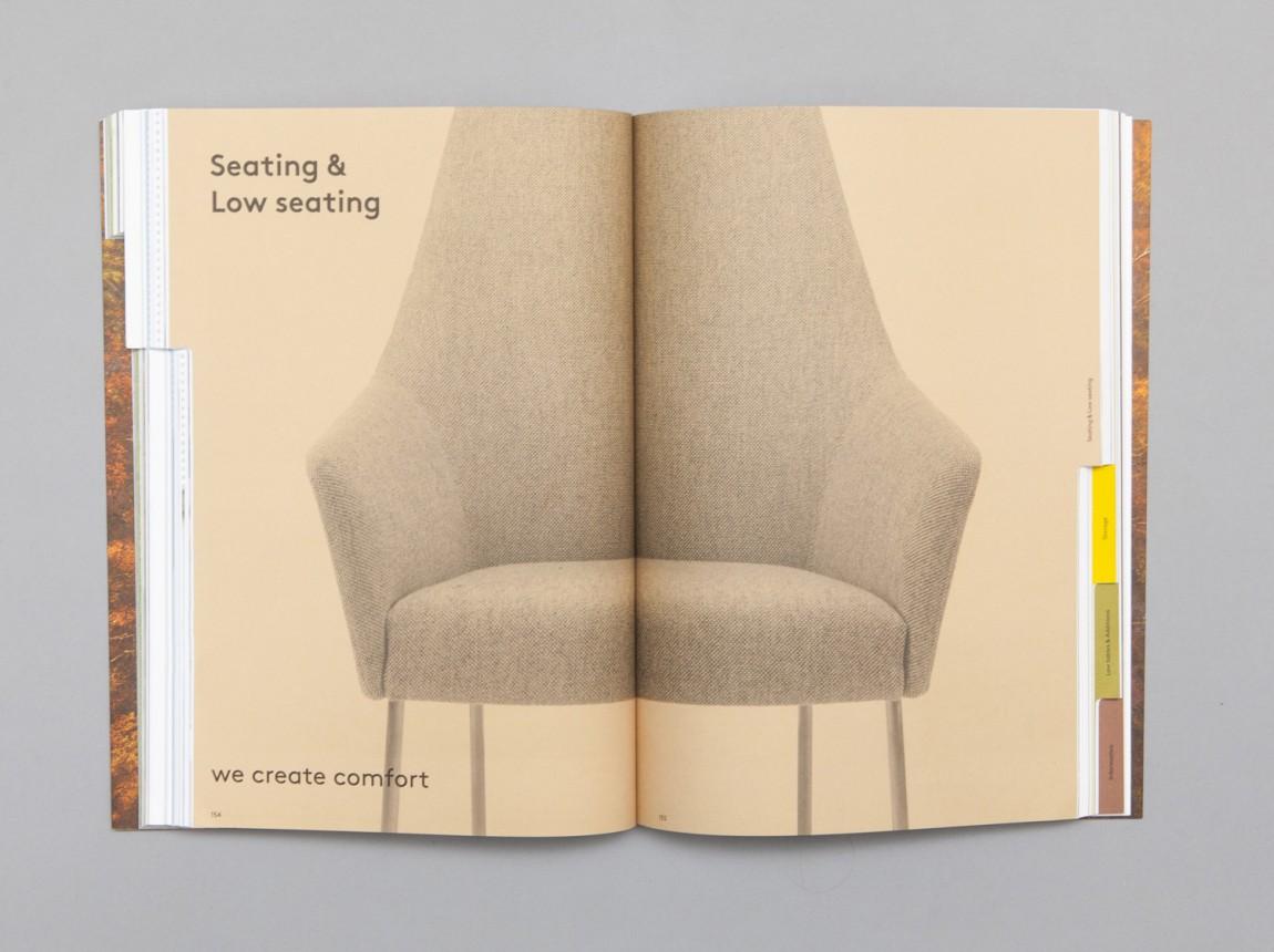Arco家具设计制造公司VI企业形象设计产品画册设计