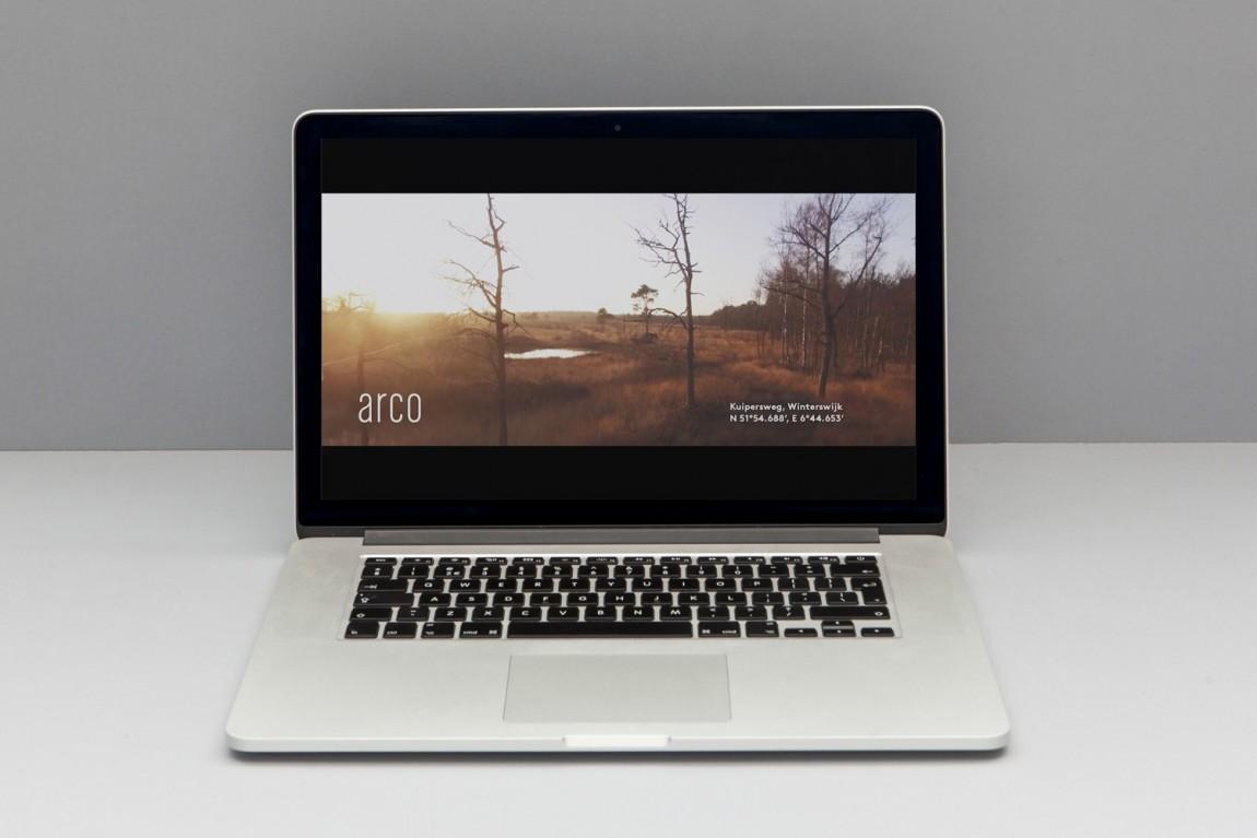 Arco家具设计制造公司VI企业形象设计,企业官网设计