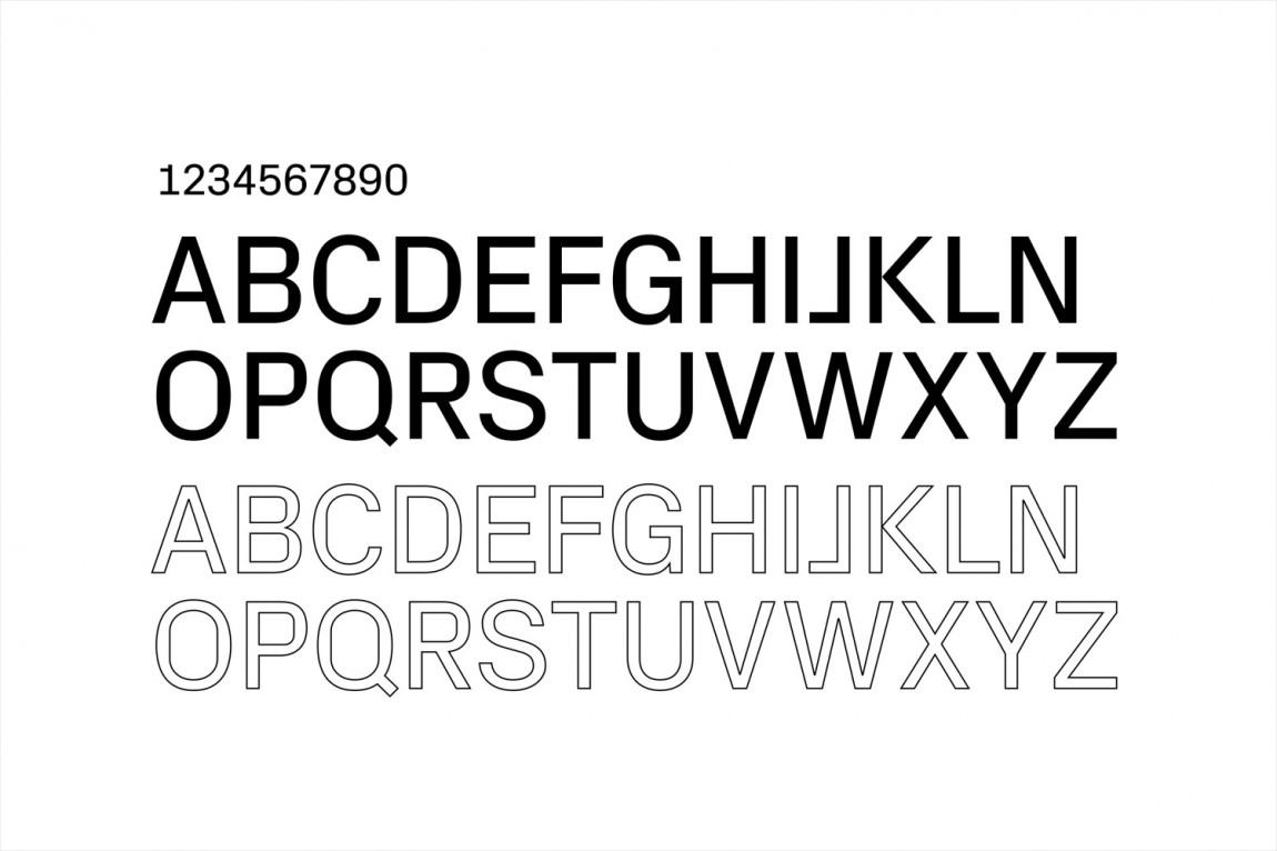 建筑设计公司Arde优秀企业形象设计,字体设计