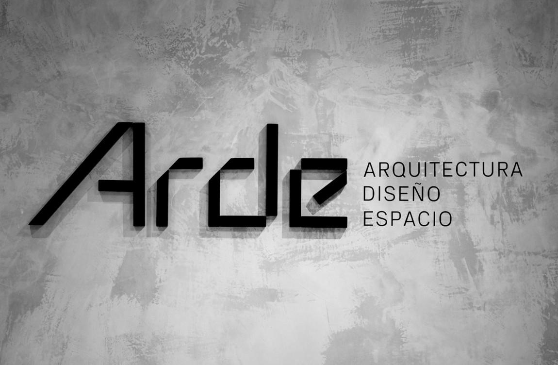 建筑设计公司Arde优秀企业形象设计,企业形象墙设计