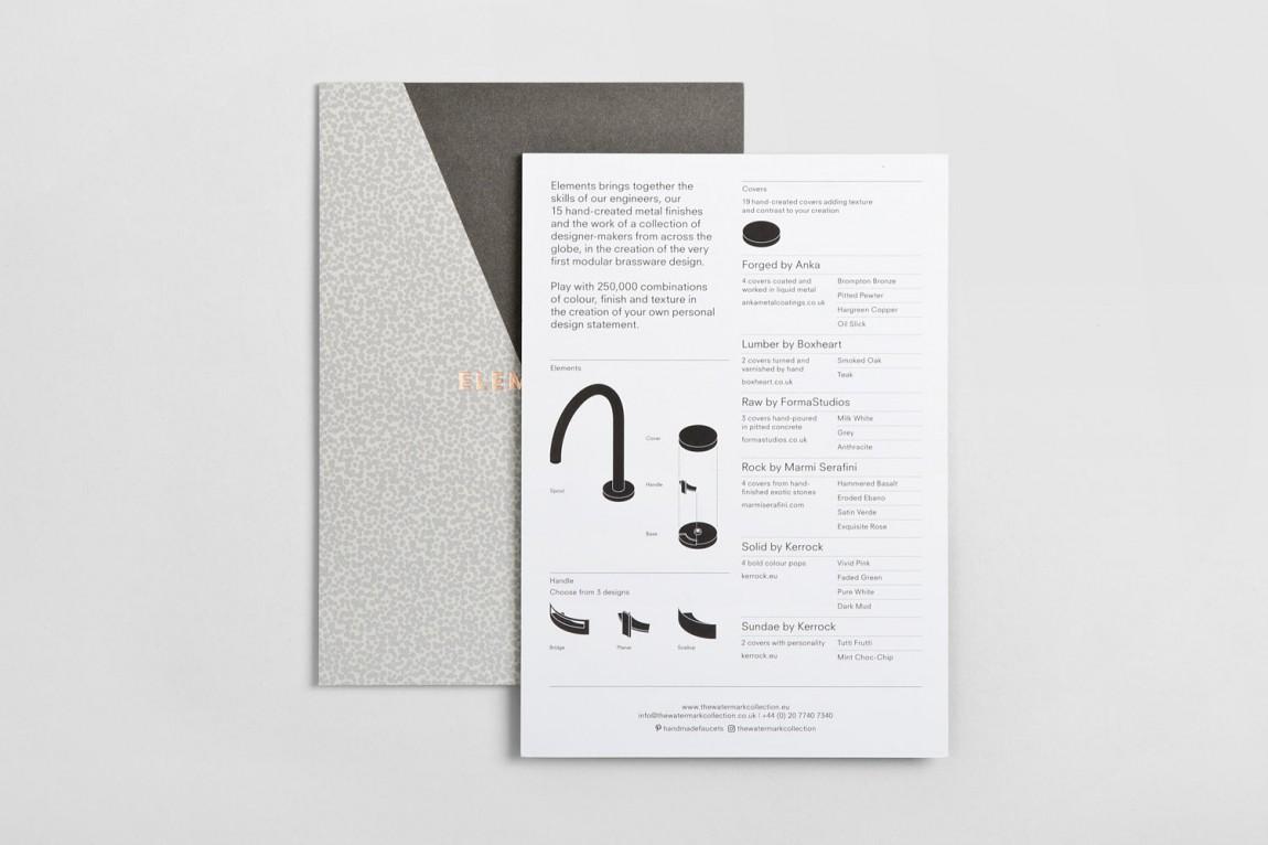 Elements产品整体形象设计, 说明书设计
