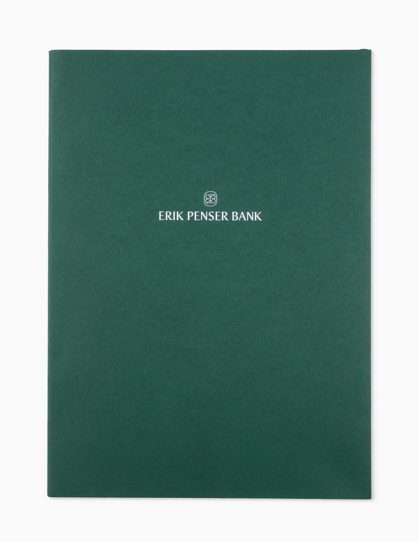 高端金融私人银行vi整体形象设计, 画册封面设计