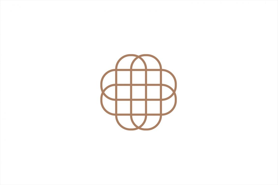 遗产和权威的盾牌:Hedeker的新品牌形象设计,logo设计