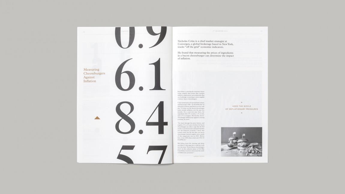 遗产和权威的盾牌:Hedeker的新品牌形象设计,精装画册设计