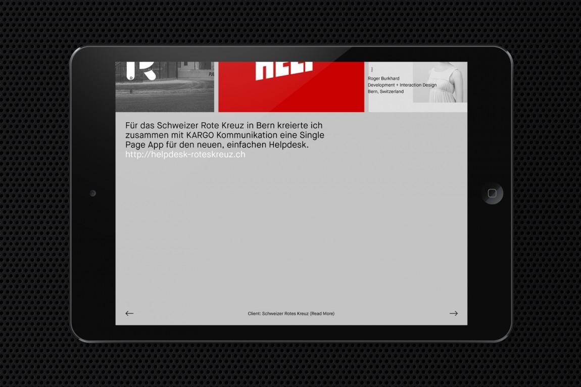 Roger创意开发互动工作室logo设计,公司网站设计