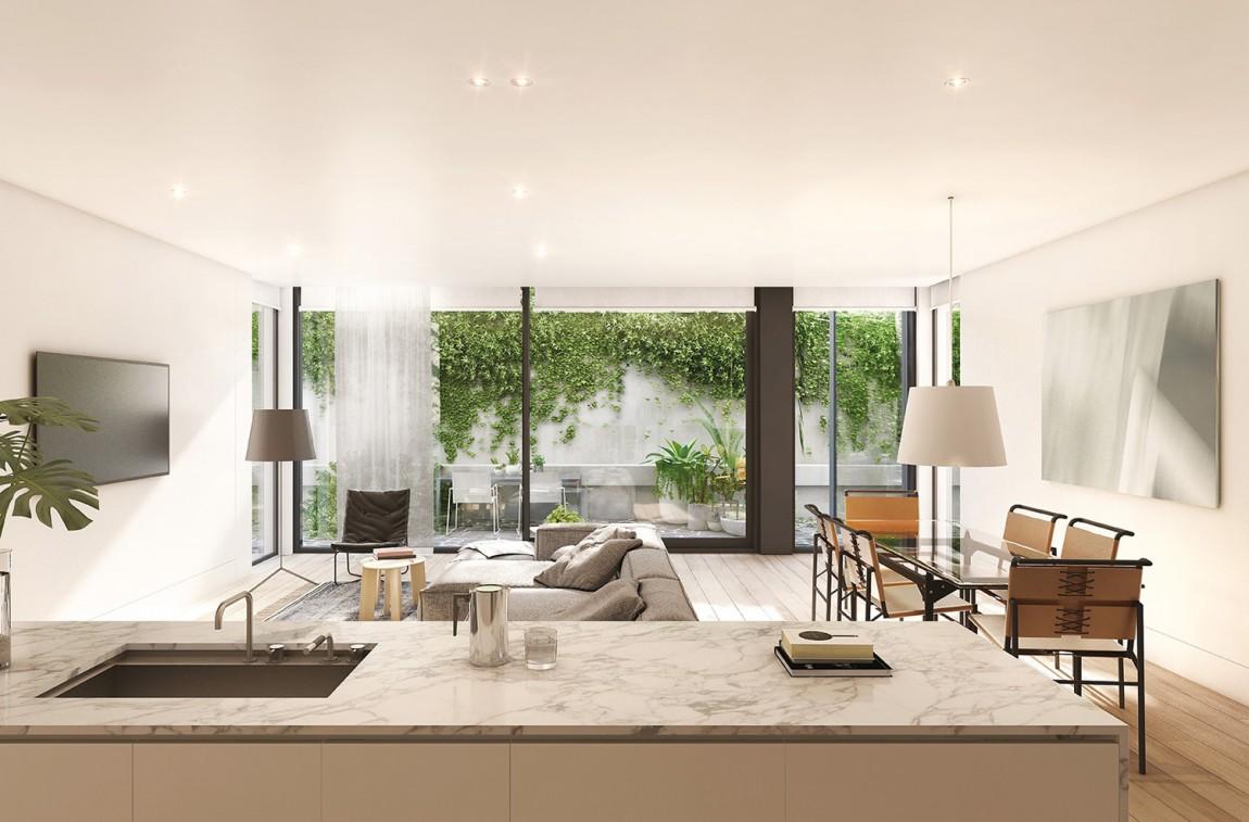 住宅公寓房地产vi设计,室内空间设计
