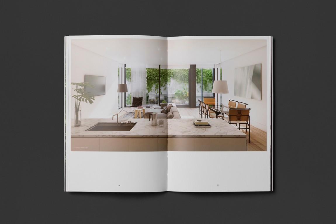 住宅公寓房地产vi设计,画册设计