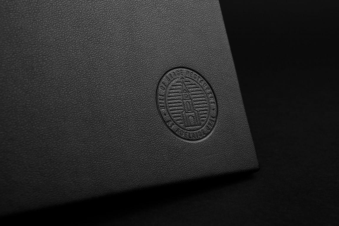 希尔优雅餐厅品牌形象设计( 餐饮vi设计 ),logo设计