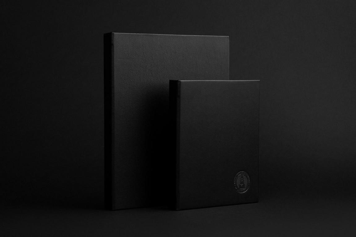 希尔优雅餐厅品牌形象设计( 餐饮vi设计 ),包装盒设计