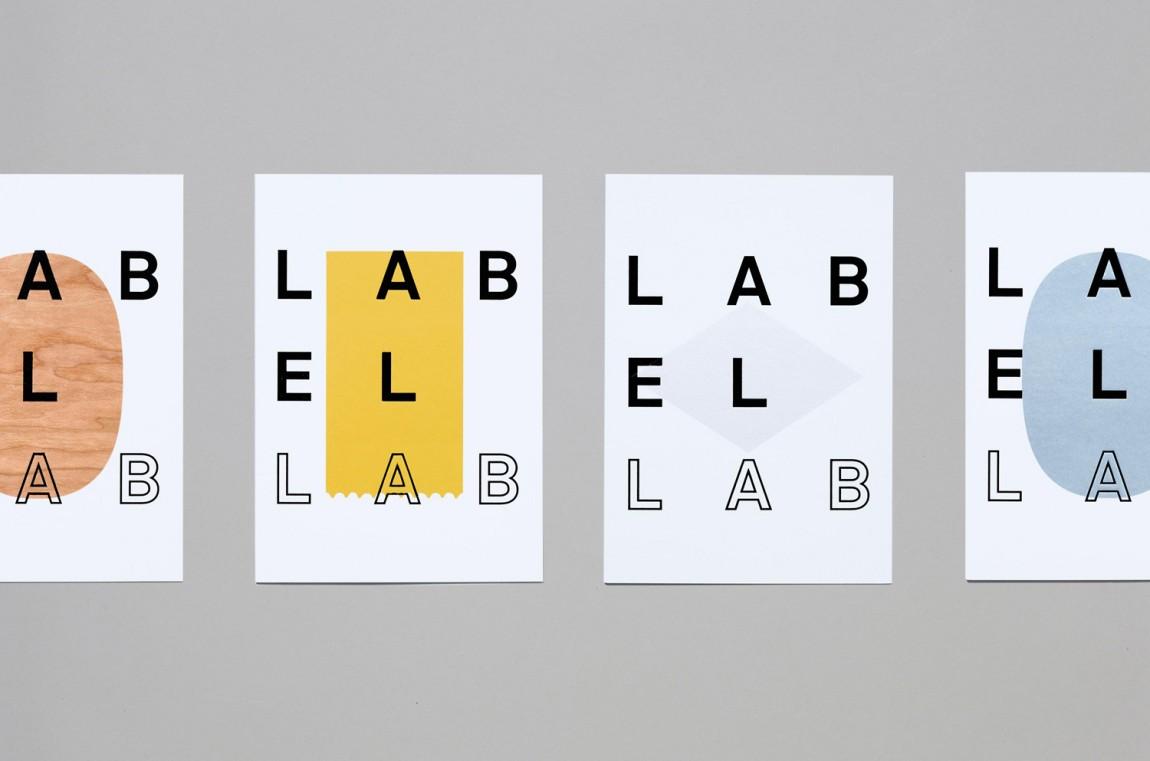 Label Lab创新论坛vi形象设计,海报设计