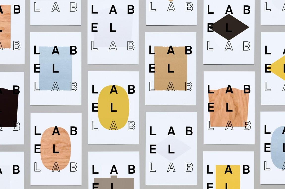 Label Lab创新论坛vi形象设计,市场推广设计
