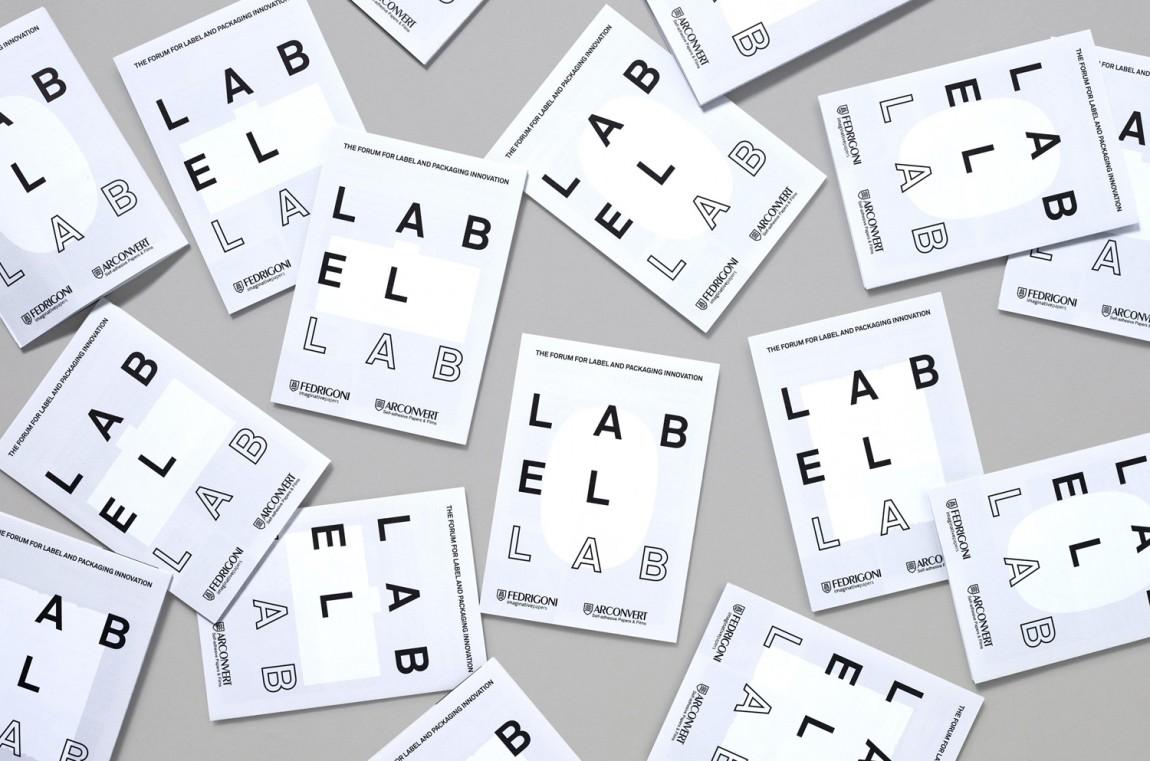 Label Lab创新论坛vi形象设计, 单页设计