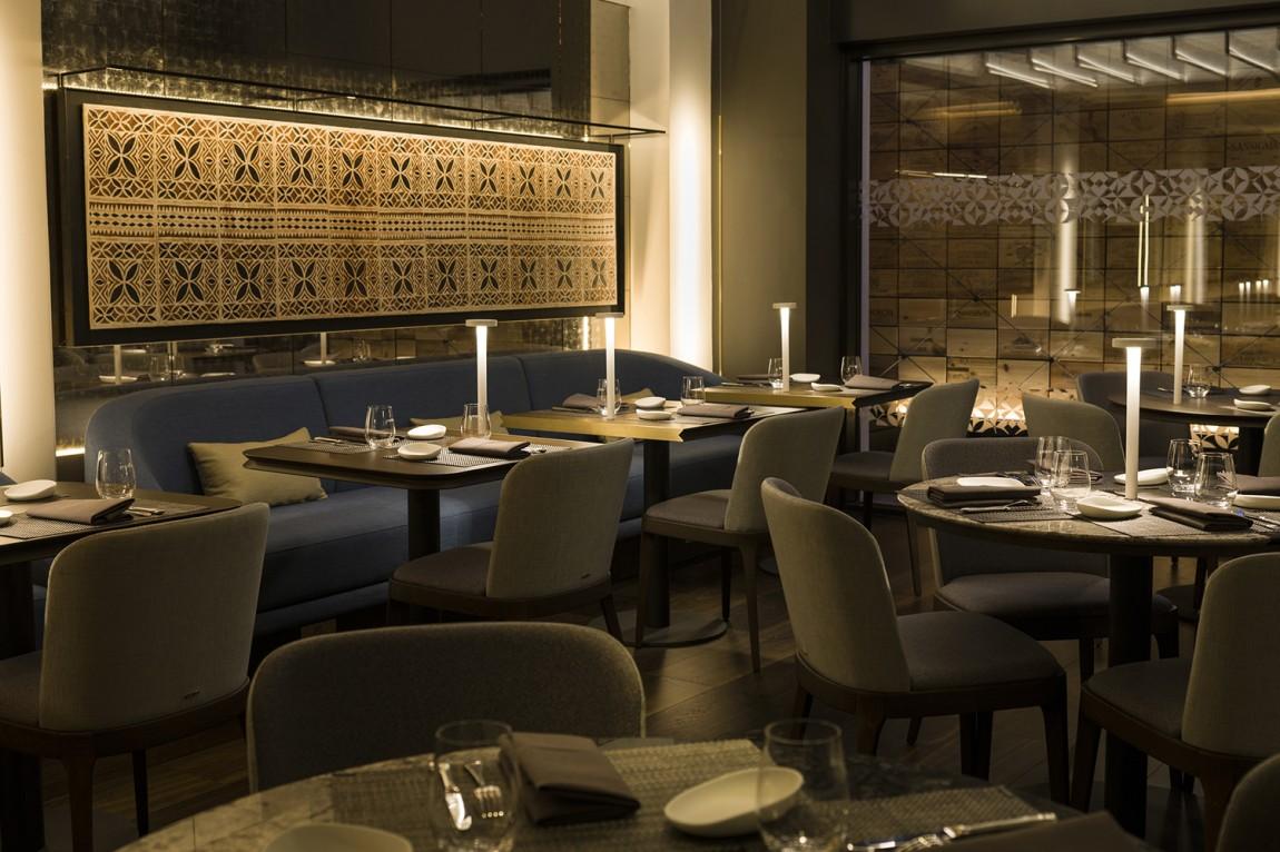 餐厅酒吧Mere餐饮品牌设计,餐饮空间设计