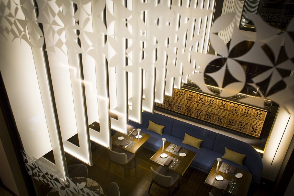 餐厅酒吧Mere餐饮品牌设计,餐厅空间设计