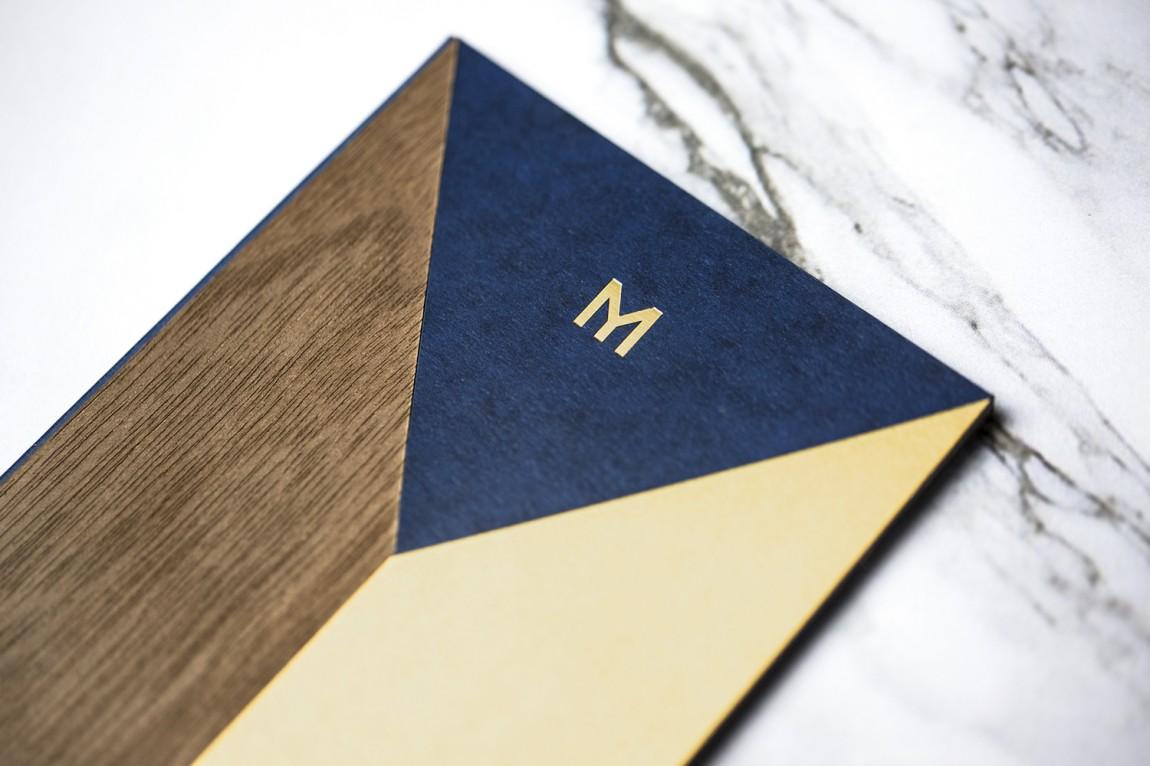 餐厅酒吧Mere餐饮品牌设计, 菜单设计