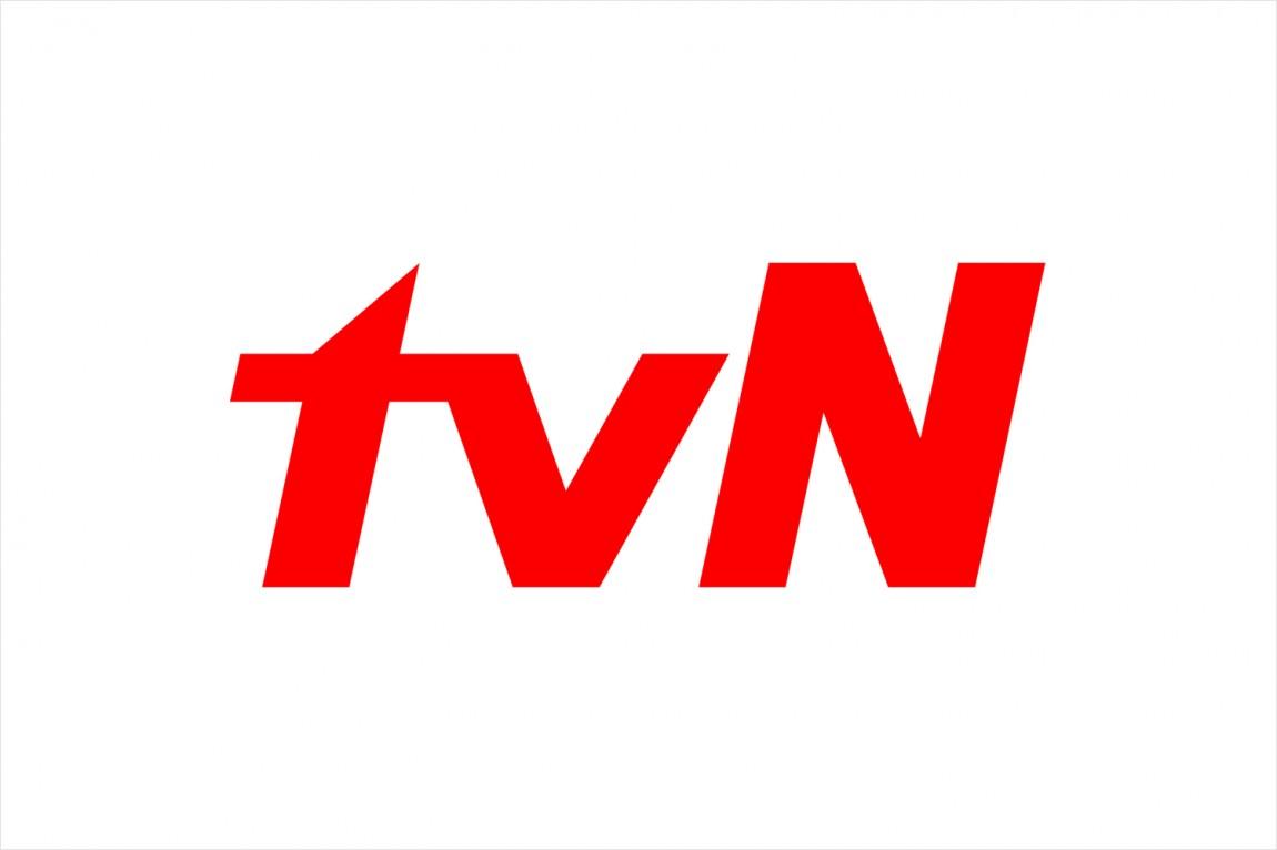 全综艺网络tvN企业品牌形象设计,logo设计