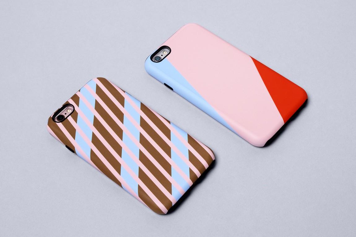 全综艺网络tvN企业品牌形象设计,手机壳设计