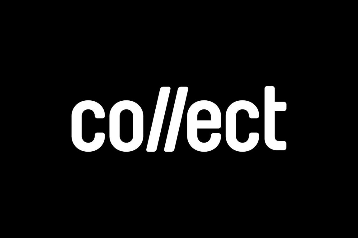 艺术博览会Collect品牌包装设计,logo设计
