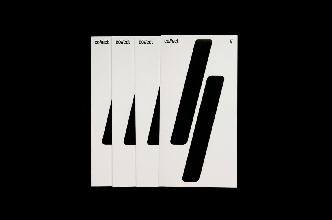 艺术博览会Collect品牌包装设计,海报设计