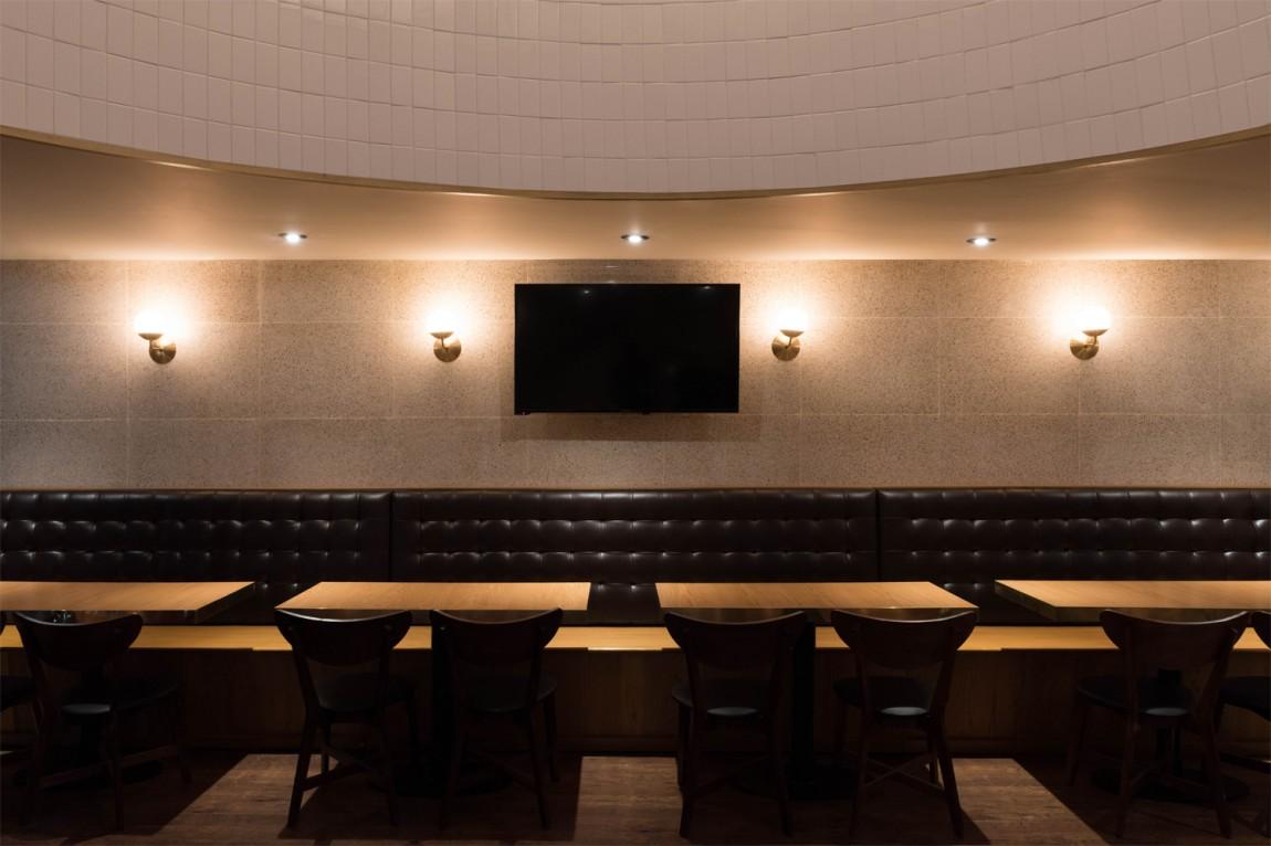 西餐厅品牌Orson餐饮vi设计,餐厅空间设计