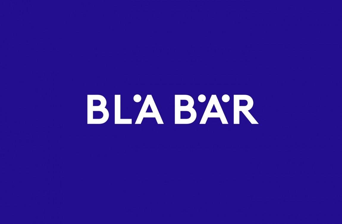 精品连锁店blabar品牌形象店视觉设计,logo设计