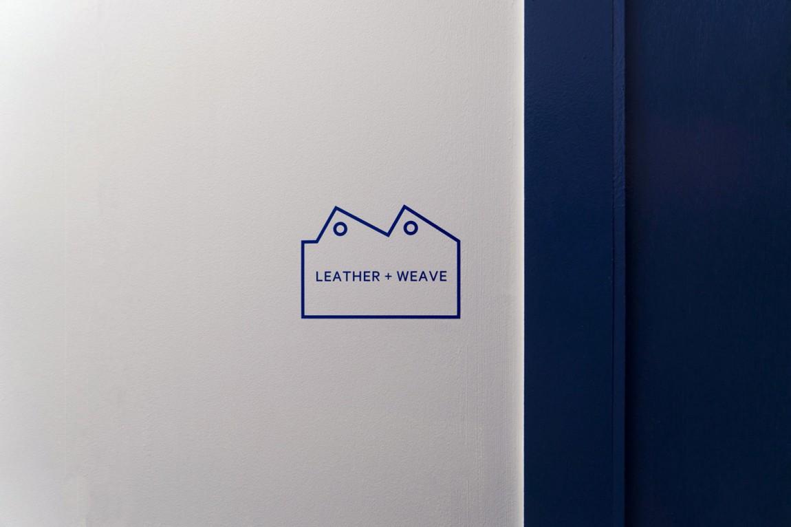 Blackhorsevis服装品牌形象设计,导视设计