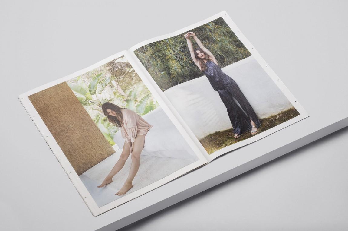 Dayrooms服装VI设计,招商手册设计