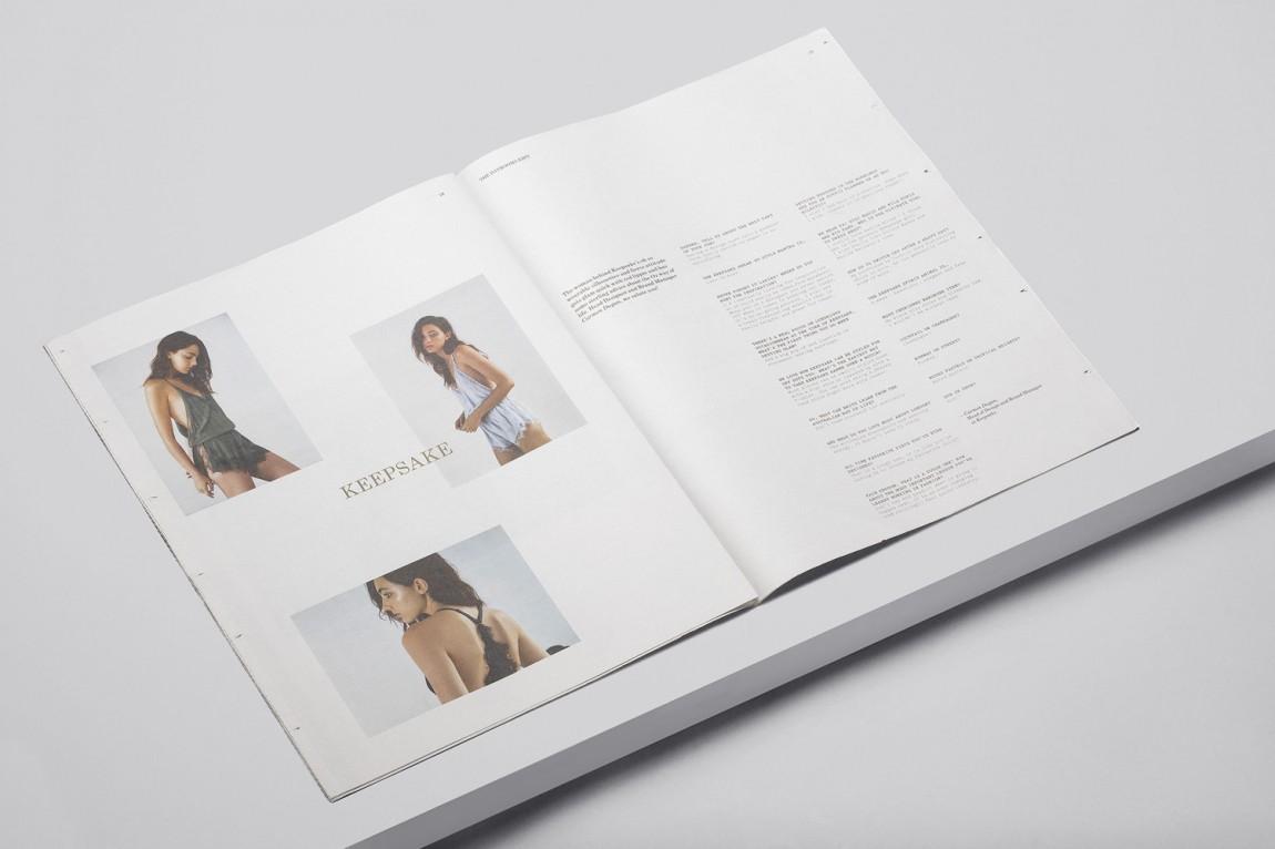 Dayrooms服装VI设计,画册设计