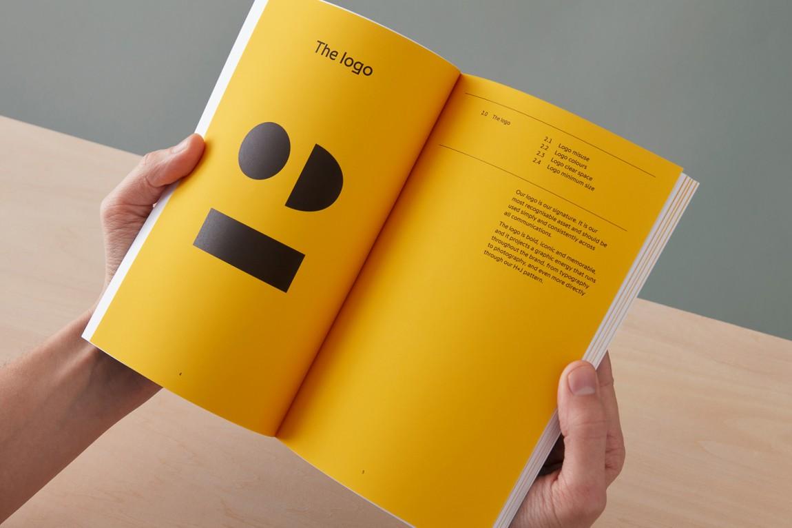 英国H+J餐饮企业餐厅品牌形象设计,VI设计,趣味与简约,画册设计