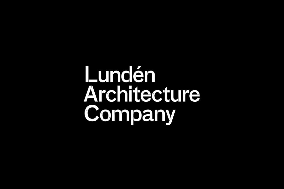伦登建筑公司企业品牌设计,字体设计