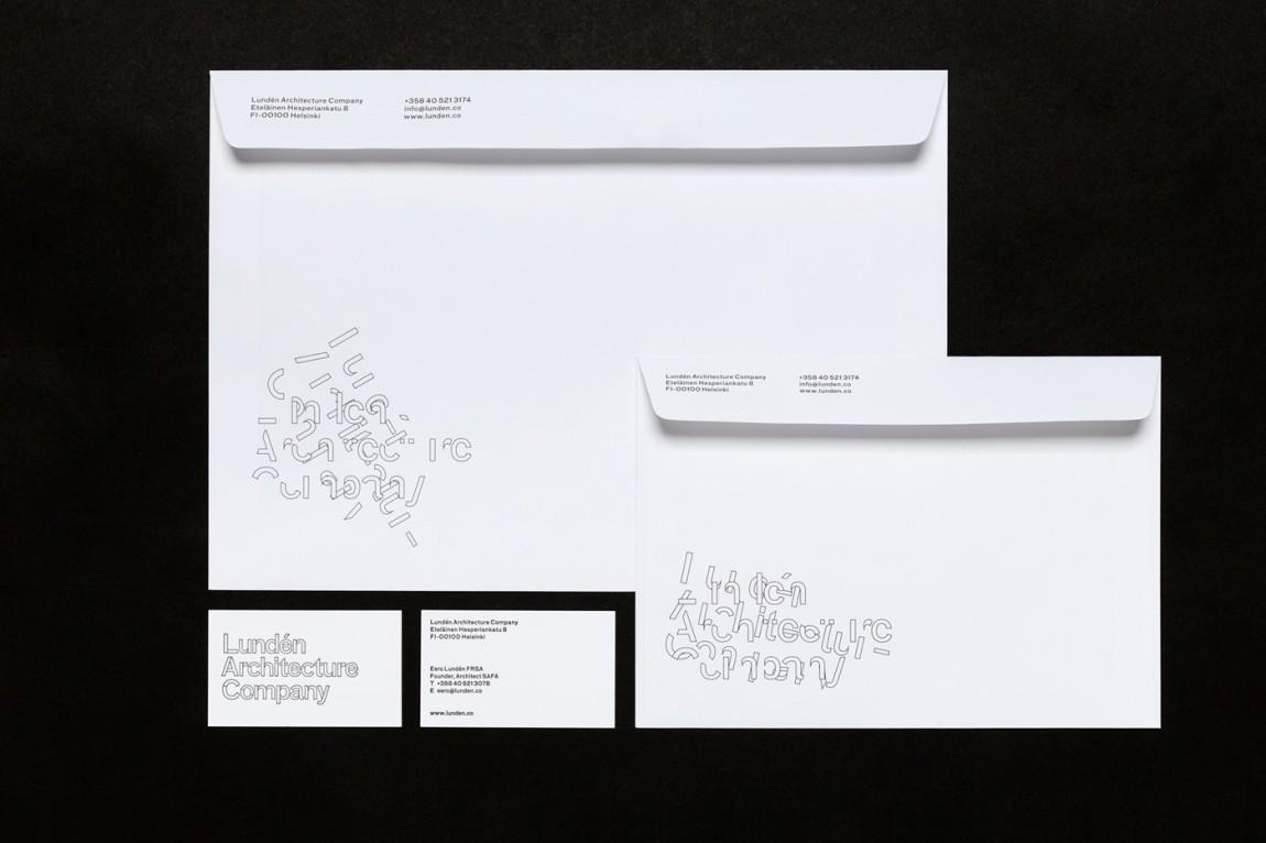 伦登建筑公司企业品牌设计,VI设计