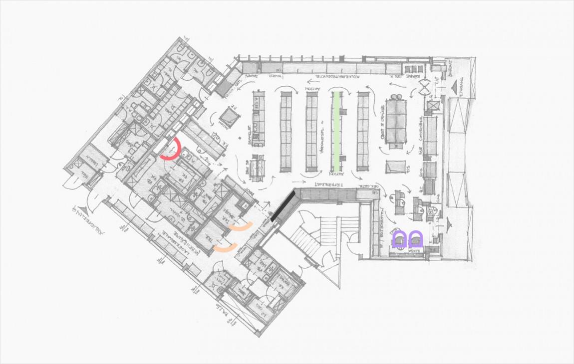 Raumindex零售空间设计公司品牌形象设计,平面设计