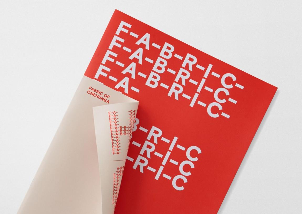 住宅公寓Fabric地产企业形象设计,宣传册设计