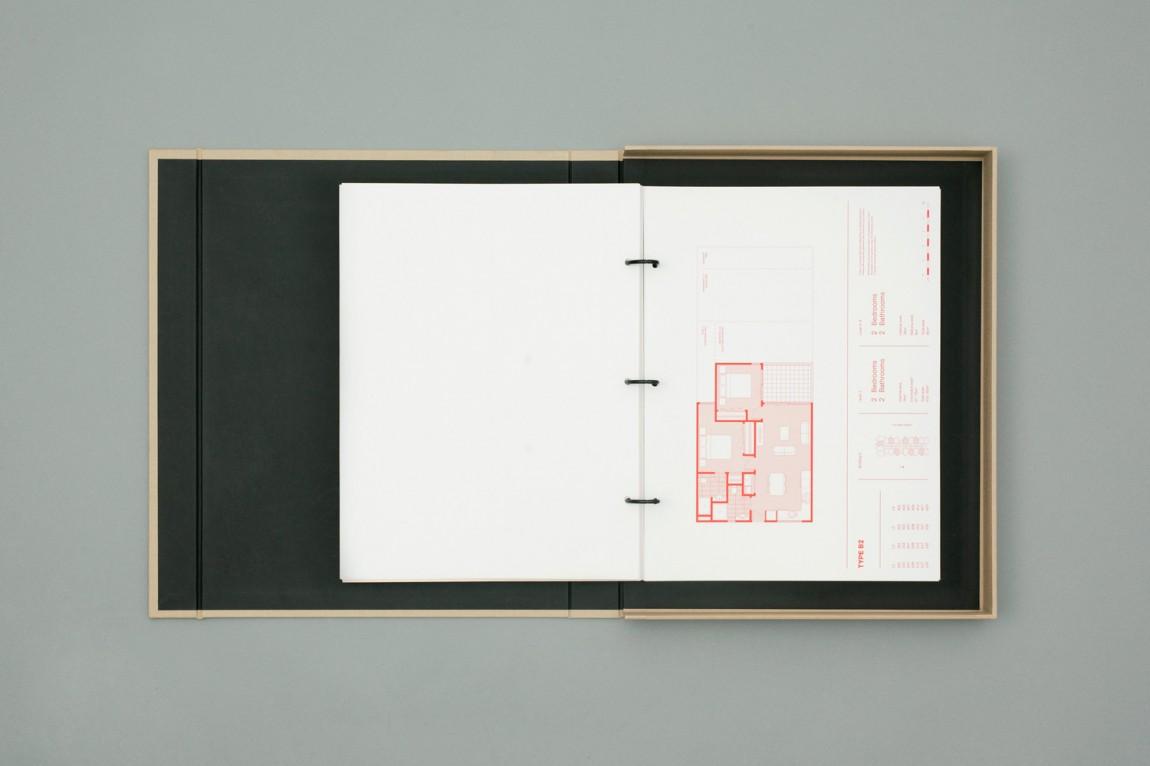 住宅公寓Fabric地产企业形象设计, 企业形象设计手册