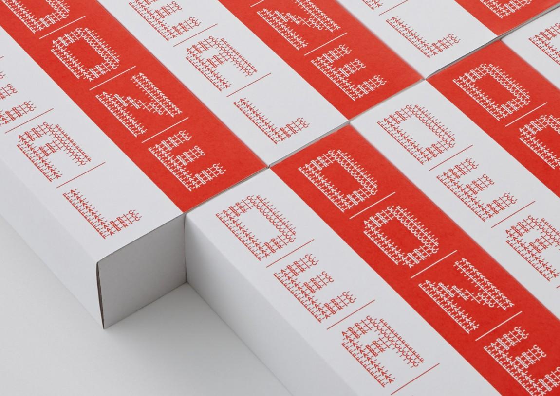 住宅公寓Fabric地产企业形象设计,礼品包装设计