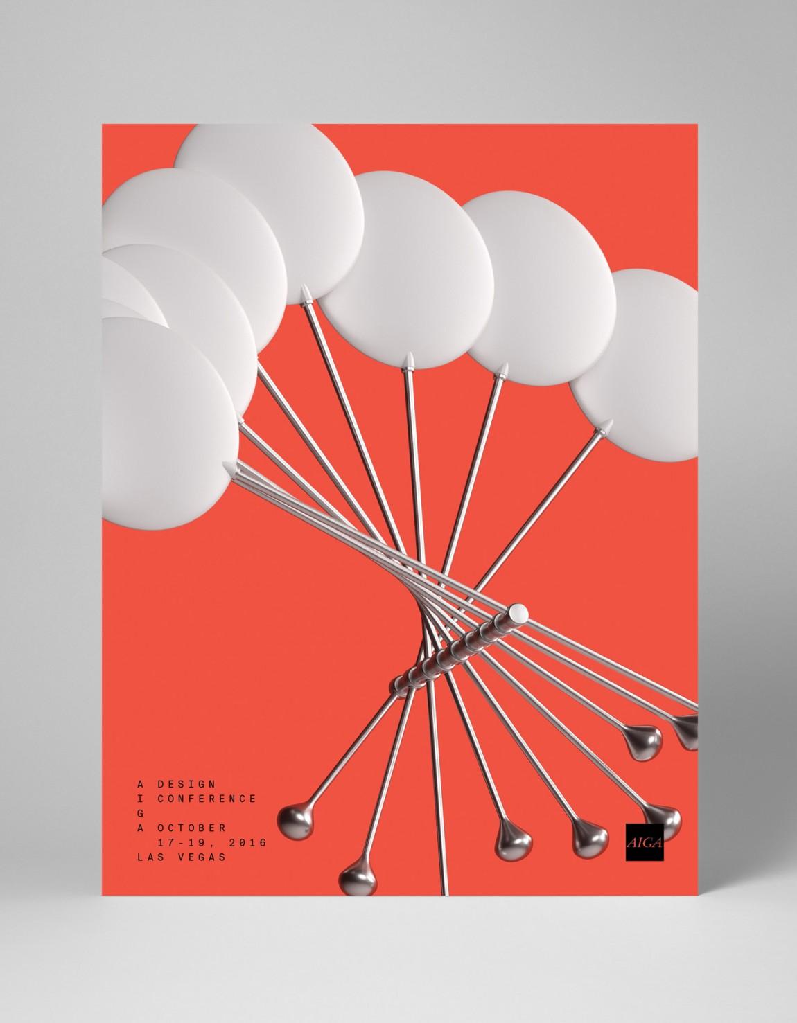 AIGA品牌形象策划和vi形象设计, 户外广告设计