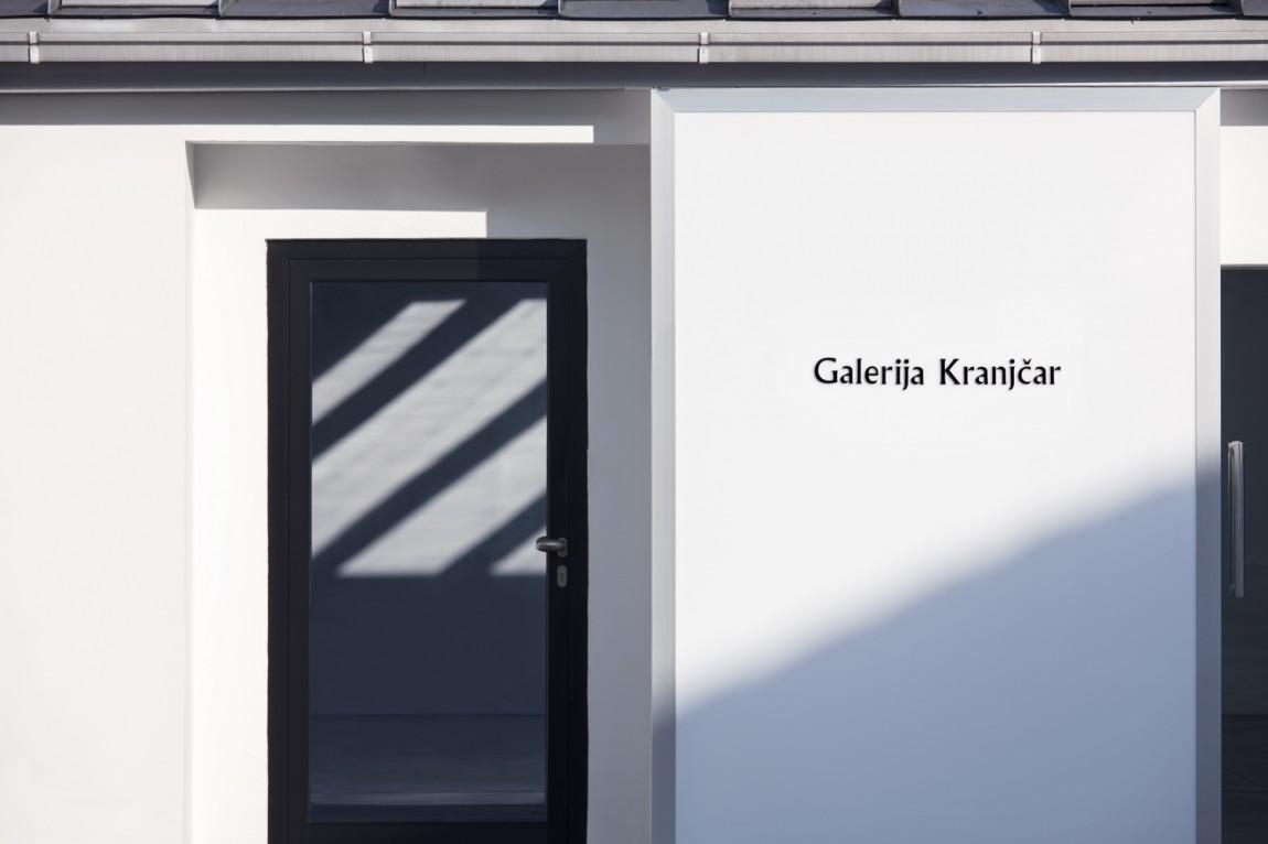 艺术画廊文化活动中心视觉传达设计,导视设计