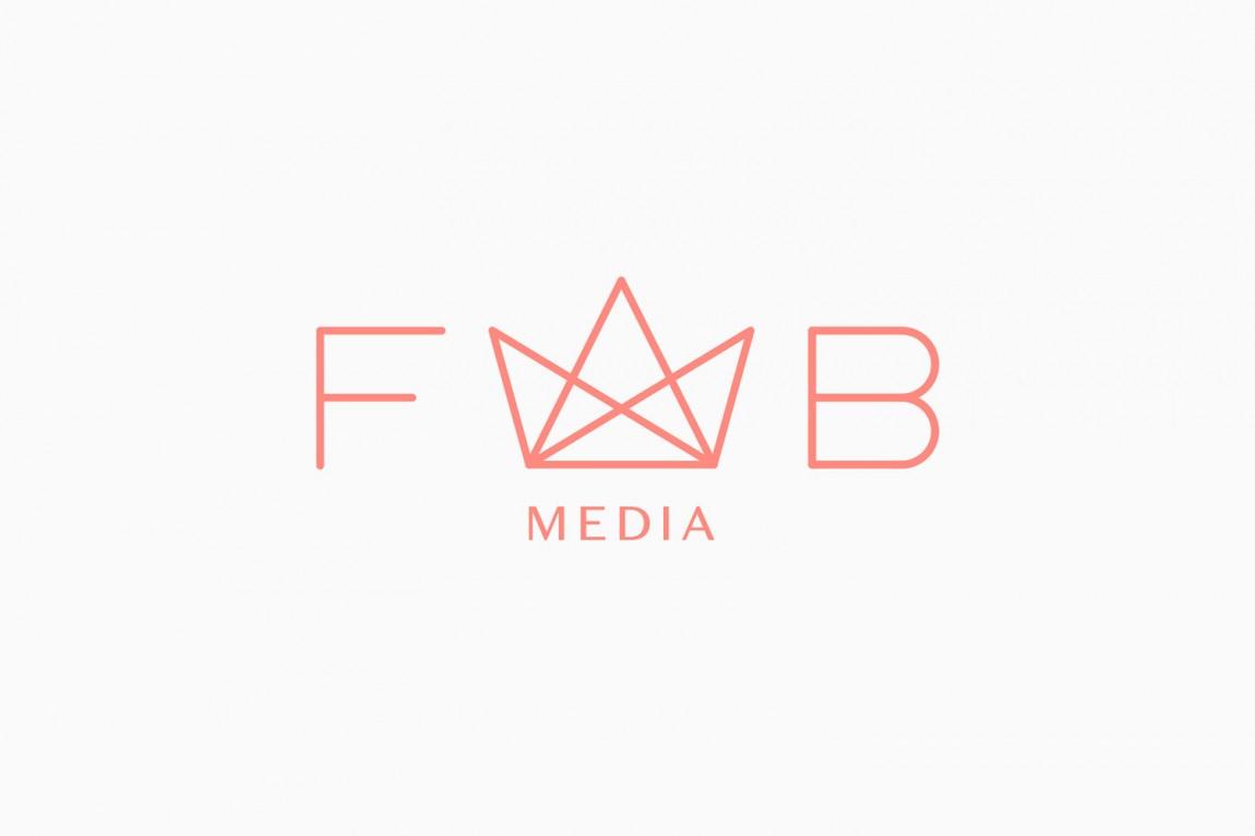 Fab Media瑞典媒体公司品牌升级改造,logo设计