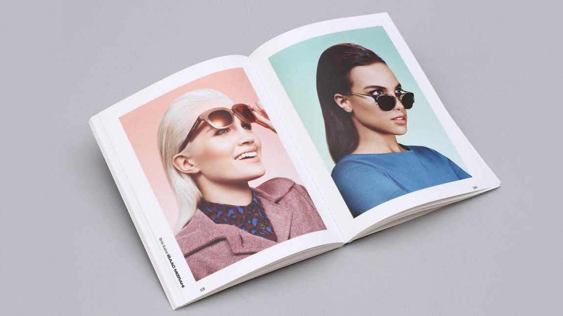 Bespoke数码润饰公司视觉传达设计,公司画册设计