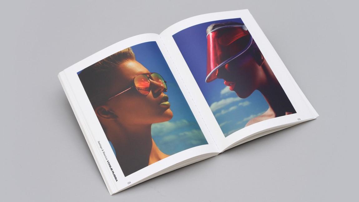 Bespoke数码润饰公司视觉传达设计,企业画册设计