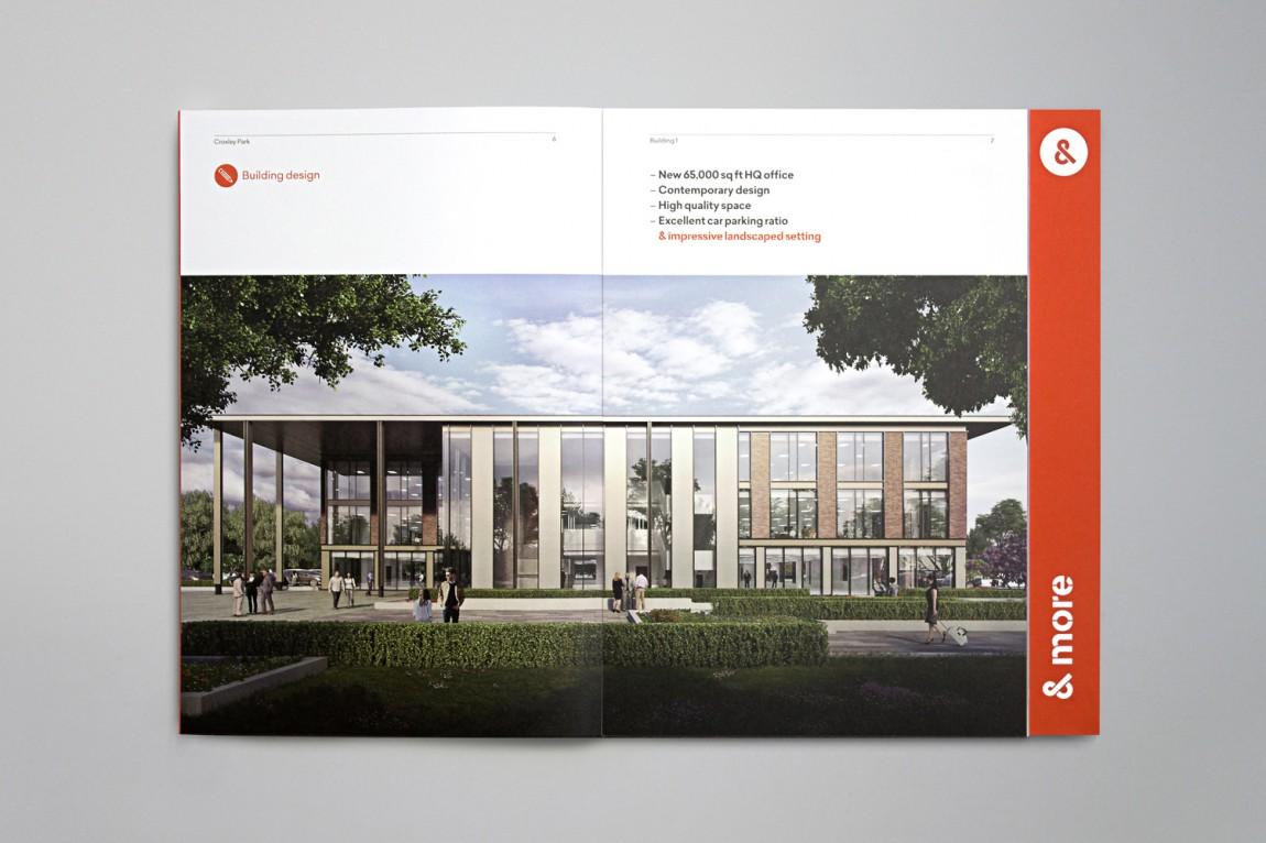 Croxley Park商业公园品牌形象设计,VI设计