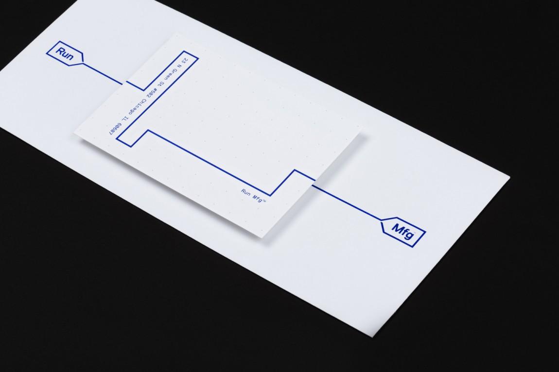 Run Mfg体育赛事设计制作公司品牌标识设计,创意设计