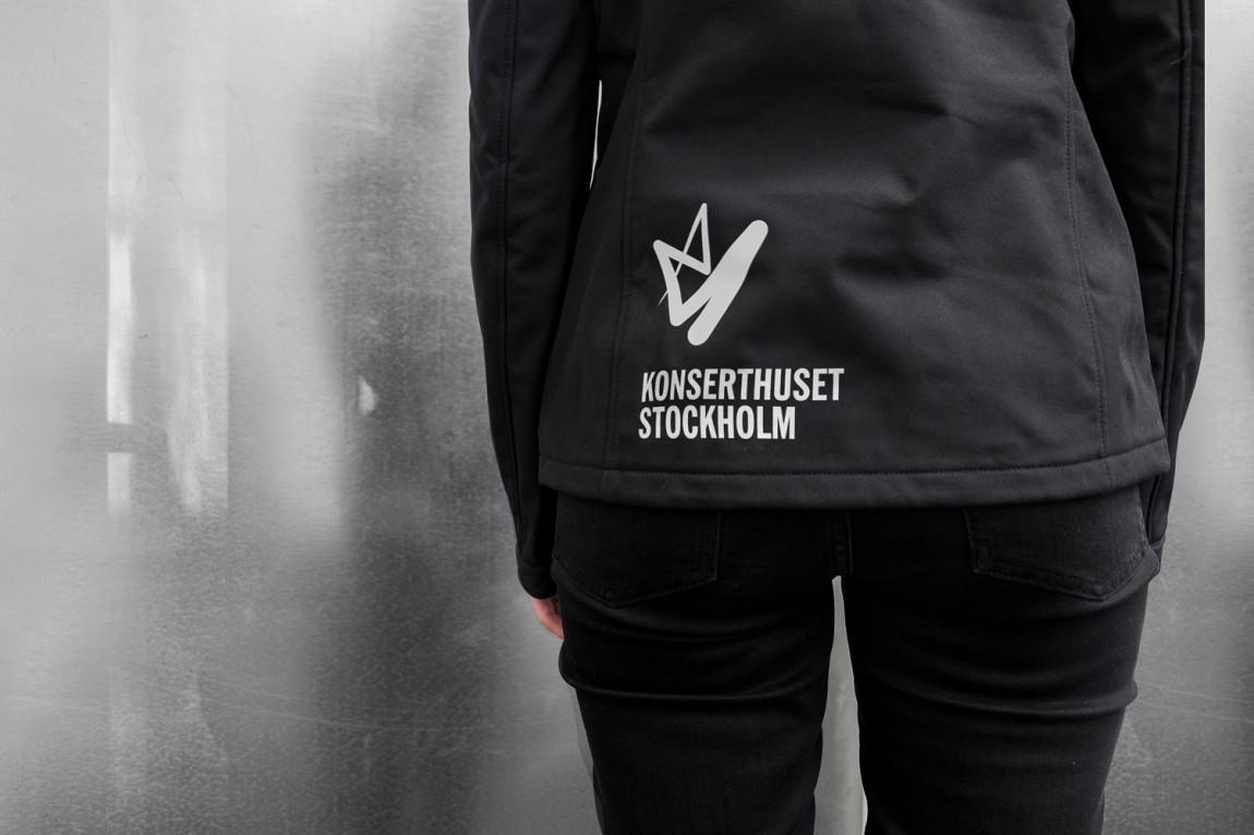 Konserthuset文化传播机构品牌形象塑造,服装设计
