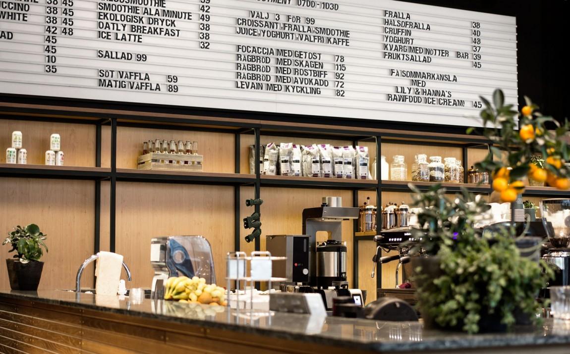 轻食咖啡馆Caldo连锁品牌标志logo设计,咖啡店设计