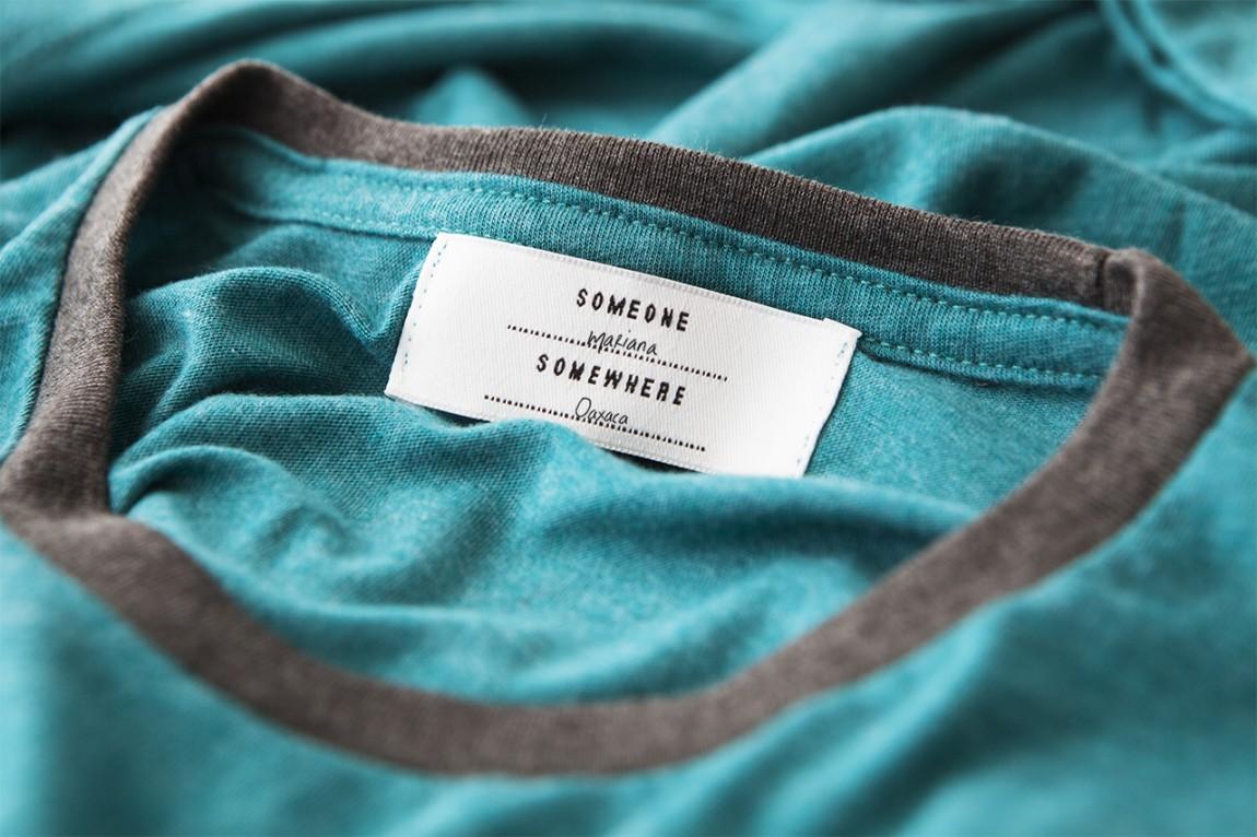 墨西哥服装品牌sosw专业品牌形象设计,标签设计
