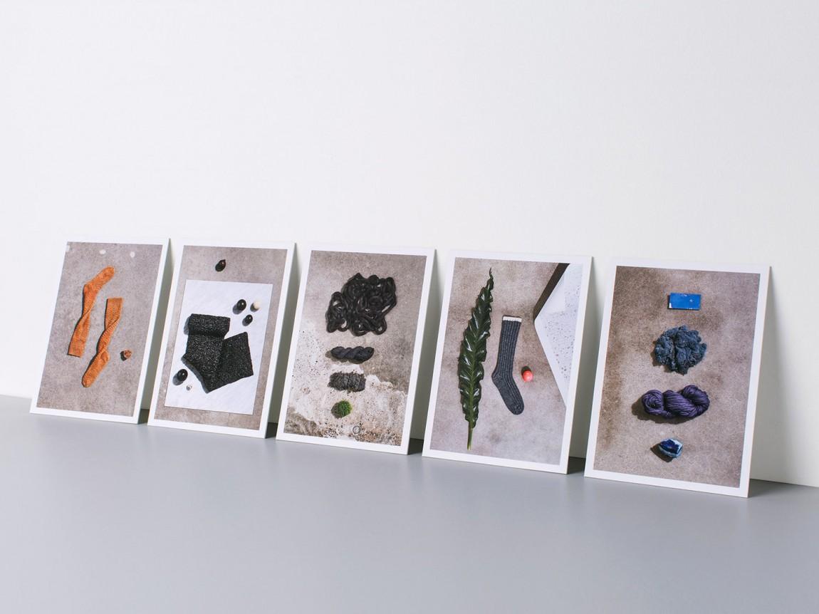 手工工匠服饰Qoni品牌形象设计